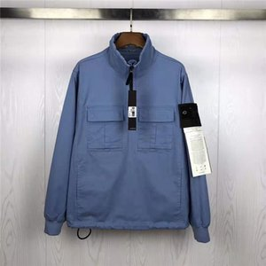 do Sweater Homens de alta qualidade em torno do pescoço longo da luva das mulheres dos homens do revestimento dos homens Casual camisola preta tamanho M-2XL