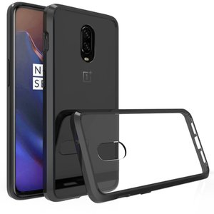 For Oneplus Nord 5G 8Pro 7T 7 Scratch Resistant Rugged Clear Transparent Shockproof Bumper Protective Phone Case Cover