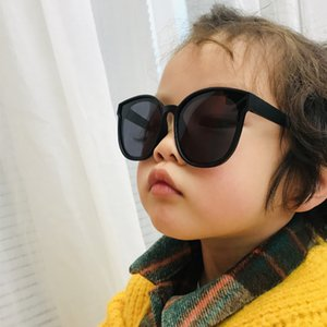 Silicone children polarized sun fashionable UV-proof color Silicone sun glasses film sunglasses casual pilot sunglasses