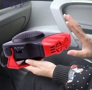 2 Döner yatar Sap c8wH ile # 1 12V 150W Auto Car Isıtıcı Taşınabilir Isıtma Fan In