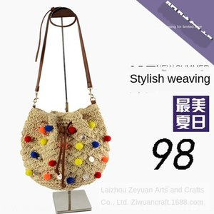 Colorful Lady Color women straw holiday beach Colorful Lady Color women straw bag holiday beach bag