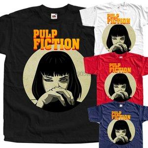 펄프 픽션 (Pulp Fiction) V6 Q.Tarantino 영화 포스터 1994 T 셔츠 모든 크기 S로 5XL