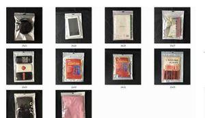 Limpar White Pearl sacos de plástico Poly OPP Zipper Zip pacote de varejo saco para Phone Cases Cabos Jóias Mão Spinners