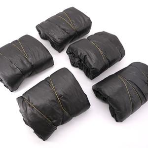100pcs Chaise Tattoo Couvre massage noir SPA Table Sheets Couvre-matelas anti-poussière Drap Tattoo Accessoires Salon de beauté