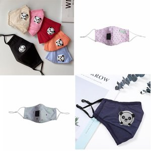 Masks that can absorb water Cotton Face mask PM2.5 Masks mascarilla with Breathing Designer Washable Reusable Cloth Masks Anti Dust Mask