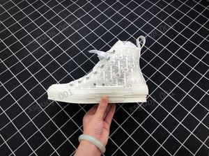 2020 New Oblique Homme X Kaws By Kim Men Women Fashion Design Triple S Casual Shoes High Top Sneakers Skateboard Shoes Xshfbcl