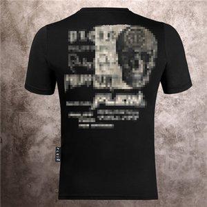 Mens Designer Luxury T Shirts Firmata juventus Off black White vltn T Shirt Summer Skull Tee Tops backpack shoes High quality M-3XL 04