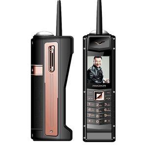 Lüks Big Retro cep telefonu 5700mAh Pil Gücü banka cep telefonu Çift Sim hoparlör FM radyo mp3 mp4 Cep telefonu
