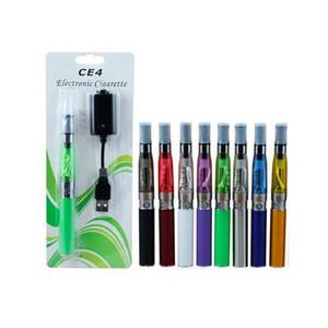 Ego starter kit CE4 atomizer Electronic cigarette e cig kit 650mah 900mah 1100mah EGO-T battery blister case Clearomizer E-Cig Vs Evod