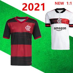 20 21 CR Flamenco Soccer Jerseys 2020 Flemish GUERRERO DIEGO VINICIUS Flamengo GABRIEL B Men Football Shirt Custom Made Kids Women