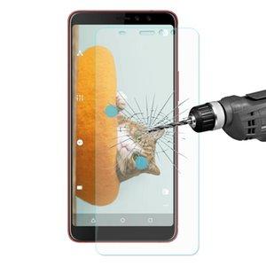 Enkay Hat-Prince pour HTC U11 EYES 9H dureté 2.5D bord incurvé en verre trempé Écran Film