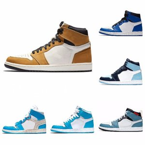 Jumpman New Release Travis 1 1s High OG TS SP Cactus Jack Dark Scotts Mocha Men Women Basketball Shoes Authentic RUNing Sneakers A#06076