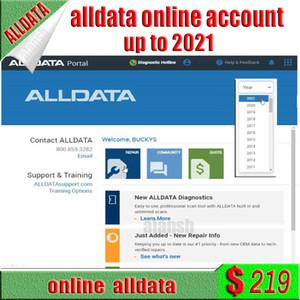 2020 mais novo Reparação Alldata + Michel Car Online Software Conta registe não precisa Hard Disk Suporte entregas Pad Browse