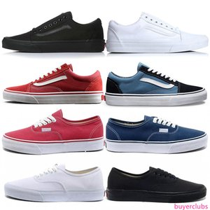 off the wall Fear of God Old Skool Authentic Canvas Skate Shoes white Designer Mens Women Running Casual Shoes trainer Sports Sneakers