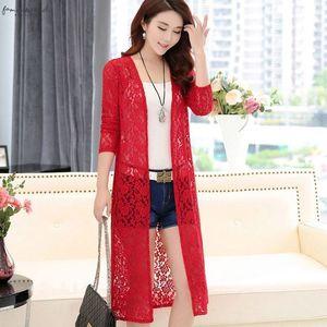 Womens Clothing Chiffon Floral Long Cardigan Shawl Tops Womens Shirt Summer Women Casual Vintage Blouse Drop Shipping