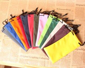 soleil soleil téléphone mobile lunettes sac en tissu imperméable lunettes accessoires obturés sac téléphone mobile