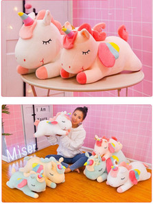 Children Stuffed Toys Kids Plush Animals Toys Unicorn Dolls Childrens Doll Gifts Popular Style Decorations Cartoon Toy 2020 New Wholesale