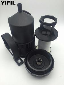 3931070550 huile Air Provent 200 séparateur CATCH Filtre Avec coton intégré Costume de filtre pour les modèles 4 roues motrices Turbo q3q6 #