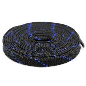 Cuerda Wellace Ronda 3M cordones de zapatos visible reflectante Runner Cordones Cordones Safty Shoestrings 120 cm para los zapatos de las botas de baloncesto