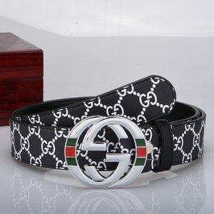 Belts for Mens genuine Leather Belts classical Women Big Gold snake Buckle menLuxuryDesignerBrand1Ggg 1G
