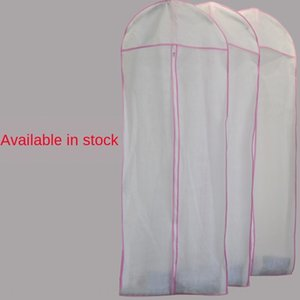 Wedding dress cover dress coat dust cover hanging 180 lengthened non-woven Coat non-woven dust bag