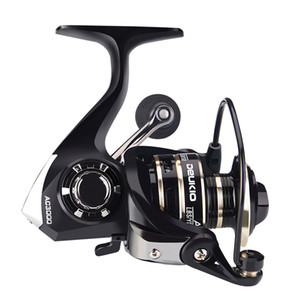AC2000-AC7000 Angelausrüstung High Speed Spinning Spool Angelrolle Lager Metall Rechts Links Griff Spinning Reel Fishing Rad