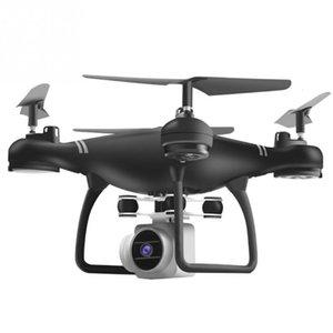 카메라 HD 1080P WIFI FPV 셀카 드론 전문 접이식 쿼드 콥터 40 분 배터리 수명 KY601S T191105와 RC 헬리콥터 드론