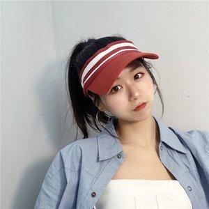 Empty Children's Empty Kids Network sun hat Online Red Korean Fashion Cap fashion sports running cap sun-proof sun hat