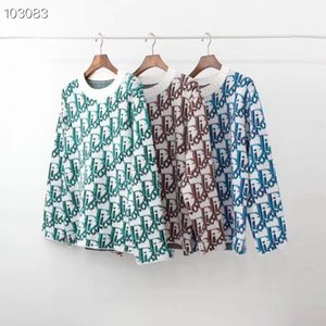 20 years autumn and winter new sweater imported from Germany airport knitting upper body effect is very good, men and women of the same 307
