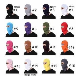Открытый Балаклава полное покрытие лица шеи шарф Тюрбан Hat Caps мотоциклов ветрозащитный защиты ВС Велоспорт маска ZZA2468