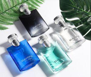 Fragrance de thé Darjeeling pour hommes 100 ml Fresh et 12 heures de parfum de parfum de thé bleu durable de longue durée