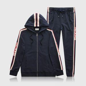 20nn Männer Pullover Set Luxury Sportswear Männer Kapuzenjacke Jacken-Mantel-Männer Medusa Sportsweatshirtjacke