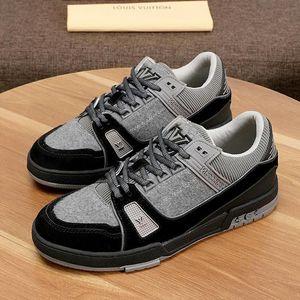 Причинно обувь Мужские кроссовки Luxury Fashion Кроссовки Zapatos De Hombre Открытый тренер тапки Мужская обувь Мода Тип Chaussures Pour Hommes