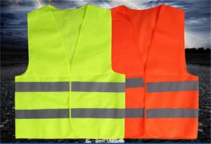 Visibilidade roupas Segurança de Trabalho Construção Vest aviso de tráfego Reflective trabalhando colete reflector Traffic Safety Vest super brilhante