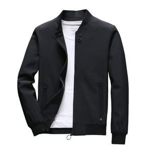 COMLION vestes pour hommes printemps et manteaux couleur solide Veste Hommes Casual Hot Vente Veste Jaqueta Masculina Taille Asian Slim Fit C34