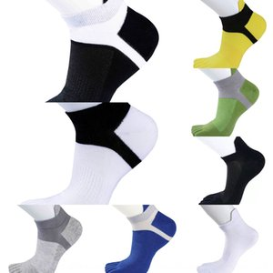 Five Finger Protective boat man's boat socks color protection with athletic socks summer and autumn breathable sweat fishnets