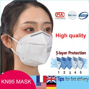 KN95 reutilizável Anti rosto poeira máscaras lavável máscara protetora kn 95 com certificado, passagem FFP2