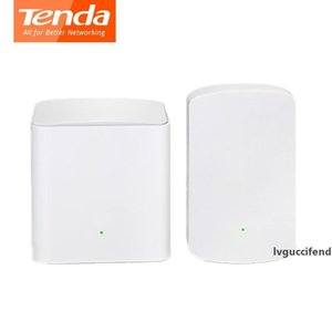 Tenda Nova MW5s Dual-Band Wireless Wifi Router for Whole Home Coverage Mesh WiFi System Wifi Bridge APP Remote Manage