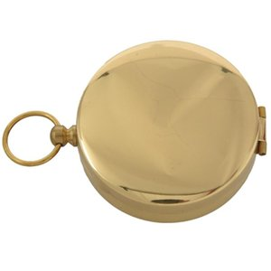 Super SellClassic Brass Pocket Watch Style And & Compass Super SellClassic Brass Pocket Watch Style Hiking And Camping Camping & Hikin M4eu#