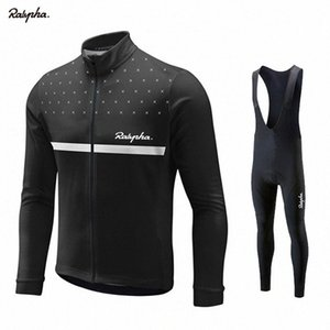 Ralvpha Maillot cyclisme 2019 Printemps / Automne Cyclisme Vêtements Ropa Ciclismo respirante Hommes Maillots PRO TEAM FORMATION JERSEY OpCx # de