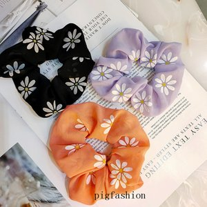 6 Color Optional Flower Simple Pastoral Style Retro Hair Accessory Women Fashion High Quality Decorative Hair Bands