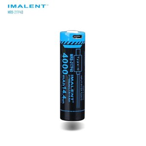 IMALENT Original 21700 4000mAH Li-ion battery rechargeable high quality accessories suitable for MS03
