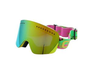 Protecção dos olhos Cardin Sporting Goods Fábrica Fábrica Mancha pode definir Miopia Cross-Country Ski Goggles Óculos T815-182