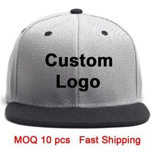 cap 3D embroidery logo flat brim tennis hip hop hat tour full close fitted trucker baseball sport custom hat custom snapback capDR27711