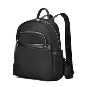 2020 backpack spring and summer new Oxford cloth women's fashion casual tide multi-function lightweight nylon cloth women's bag