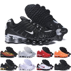 2020 NEW R4 TL TN OZ running shoes men athletic Triple Black white Metallic Silver outdoor men trainers sneakers chaussures size 40-46