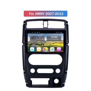 Autoradio-Stereo Multimedia-Spieler für Suzuki Jimny 2007-2012 Auto GPS-Navigationskopfeinheit