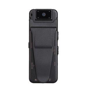 yığın Mini Kameralar Vandlion Vücut Aşınmış Kamera WiFi HD DVR Video Kaydedici Güvenlik Kamera 180 Derece Gece Görüş Hareket Algılama Mini Camc ...