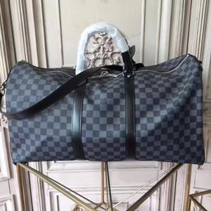 men duffle bag women Luxury travel bags luggage designer men pu leather handbags cross body bag totes 55cmLVLOUISVUITTON