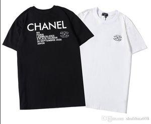 Мода Designered Мужские рубашки Роскошные футболки Мужчины Женщины заклеймили Top тройники Лето с коротким рукавом Hip Hop Mens Streetwear 20203